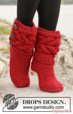 Приветик всем паучкам СМ!!! Сегодня начинаем вязать онлайн тапочки-носочки-сапожки (кому как нравится) у меня будут сапожки домашние.