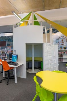 Image result for inspiring children's libraries