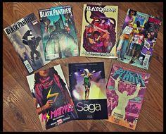 Major comic book store splurge