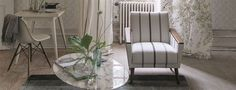 Wedge Chair | Designers Guild
