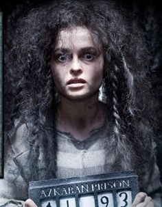 They couldn't have picked a better person for Bellatrix. I love Helena Bonham Carter.