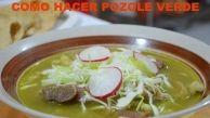 CHUCHEMAN  como hacer pozole verde  - Recetas de cocina Mexicanas