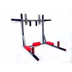 Dominadas Barra 5 En 1 (multi Gym 5 En 1) Trx - $ 1,299.00 en Mercado Libre