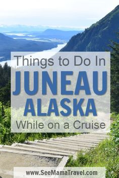 Spending a day in Juneau while on a cruise? Wondering what the best excursions and places to eat are? Get the best tips and advice for spending a few hours in Juneau Alaska while on your Alaskan Cruis Cruise Port, Cruise Travel, Cruise Vacation, Vacation Packing, Italy Vacation, Vacation Ideas, Travel Usa, Alaska Cruise Tips, Alaska Travel