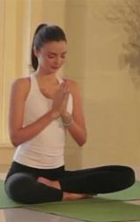 Yoga   Miranda Kerr