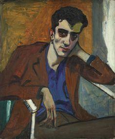 thunderstruck9:  Alice Neel (American 1900-1984) Portrait of...