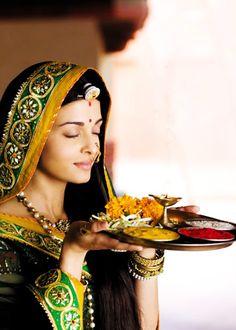 Aishwarya Rai in 'Jodhaa Akbar' (2008).