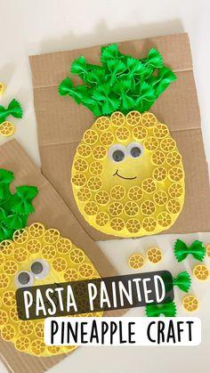 Daycare Crafts, Classroom Crafts, Baby Crafts, Cute Crafts, Crafts To Do, Preschool Crafts, Kids Paint Crafts, Crafts For Kindergarten, Funny Crafts For Kids