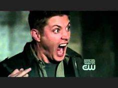 Dean Winchester funny cat Scream