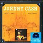 CASH JOHNNY - KONCERT V PRAZE - LP VINILE 180 GRAMMI RECORD STORE DAY 2015 NUOVO