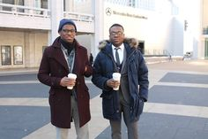 Street Style: The Best Winter Menswear Outfits From NYFW FW14   By Andrew Villagomez, VeeTravels.com