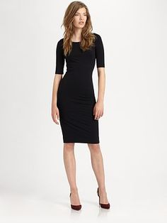 Diane von Furstenberg  Meeson Fitted Dress