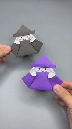 Video Completo en Nuestro Canal de Arte en YouTube! www.youtube.com/YourArtTimes Diy Crafts Hacks, Diy Crafts For Gifts, Diy Arts And Crafts, Diy Crafts Videos, Fun Crafts, Paper Crafts Origami, Paper Crafts For Kids, Diy Paper, Tissue Paper