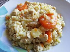Ludas kása | kajakóma receptje - Cookpad receptek Risotto, Grains, Ethnic Recipes, Food, Essen, Meals, Seeds, Yemek, Eten