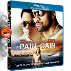 Blu-ray Film dramatique PARAMOUNT NO PAIN NO GAIN