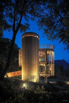 Tree House Constantia by Leskea Team Contemporary Architecture, Interior Architecture, Architecture Portfolio, Architect Jobs, Modern Architects, Architecture Student, Postmodernism, Decor Interior Design, Designer