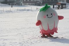 30 Cute Japanese Mascots in Action