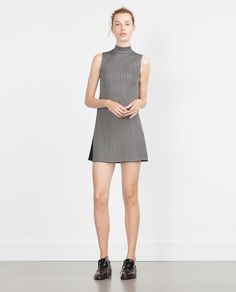 JACQUARD DRESS-DRESSES-WOMAN-SALE | ZARA United States