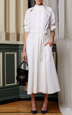 Rosie Assoulin Spring/Summer 2015 Trunkshow Look 13 on Moda Operandi