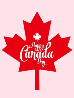 Send Free Single Maple Leaf - Happy Canada Day Card to Loved Ones on Birthday & Greeting Cards by Davia. It's free, and you also can use your own customized birthday calendar and birthday reminders. Canada Day Pictures, Canada Day Images, Canada Independence Day, Independence Day Wishes, Birthday Greeting Cards, Birthday Greetings, Card Birthday, Happy Canada Day, Happy Day