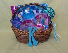 Cinderella gift basket