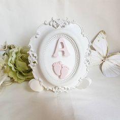 corcnice nascita compleanno con lettera  #arredobimbi   #stanzetta  #nascita  #babyshower  #quadretto   #quadrettonascita