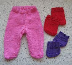 Dukketøj Baby Born strømer og strømpebuks