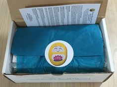 Mindfulness Box Subscription Box Review + Coupon – June 2016 - Check out my review of the June 2016 Mindfulness Box Subscription Box!
