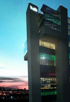 Skyscraper, Multi Story Building, 3d, Architecture, Skyscrapers