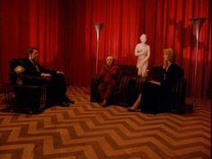35 Years of David Lynch: TWIN PEAKS - #2 RED ROOM (1990)