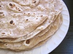 bread recipes @BudgetBytes. Need to try the flour tortillas