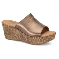 Born Tilda | Women's - Bronze Metallic - FREE SHIPPING at OnlineShoes.com
