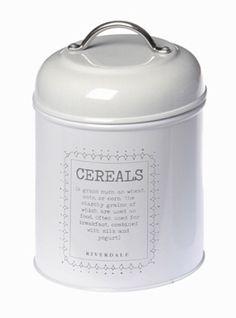 Pojemnik Cereals - BelleMaison.pl Rice Cooker, Shabby Chic, Kitchen Appliances, Home Decor, Diy Kitchen Appliances, Home Appliances, Decoration Home, Room Decor, Domestic Appliances