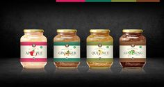 Honey Tea With Flavors on Packaging of the World - Creative Package Design Gallery