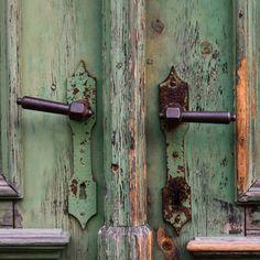 Ajtók -  #doors #woodendoor #greens #pécs #hungary via Instagram http://ift.tt/1NwYxcB  Ajtók via Őri András