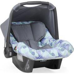 Bebê Conforto Burigotto Touring SE Caracol, oferece duas função: dispositivo de retenção em automóvel e bebê conforto.    Praticidade para você, segurança e conforto para seu bebê.