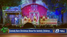 The Comedy Barn is making sure they appeal to all audiences with a special show Sunday at their theater.