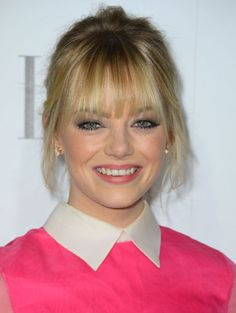 Emma Stone Shows: Why a Great Fringe Can Take You Anywhere http://primped.ninemsn.com.au/blogs/the-daily-gloss/emma-stone-shows-why-a-great-fringe-can-take-you-anywhere#