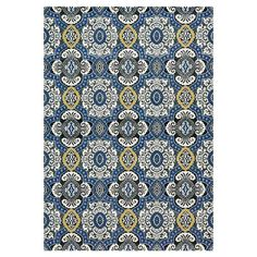 Essence Rug in Indigo  $38.95