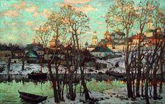 Cityscape, Konstantin Gorbatov