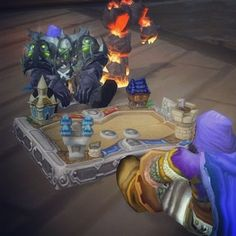 Hearthstone anyone? #hearthstone #worldofwarcraft