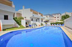 Villa Altis Park, Montechoro, Algarve, Portugal. Find more at www.villaplus.com
