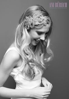#Ani Bürech #tocado #novia #boda #bridal #headpiece #wedding #estrella