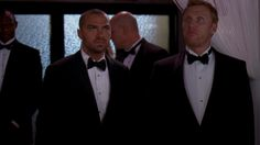 Owen and Jackson find the gala isn't exactly what they were expecting