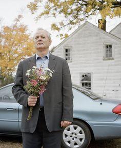 "Bill Murray en ""Flores Rotas"" (Broken Flowers), 2005"