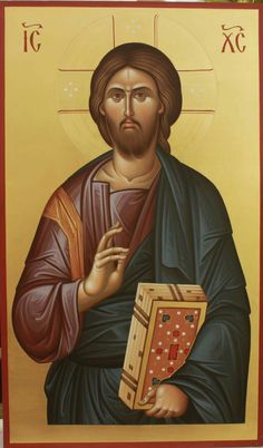 Byzantine Icons, Byzantine Art, Christ Pantocrator, Greek Icons, Images Of Christ, Jesus Cristo, Son Of God, Orthodox Icons, Blessed Mother