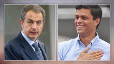Zapatero visita a Leopoldo López en su residencia tras salida de prisión