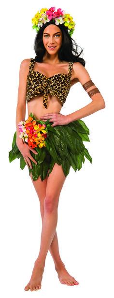 "Katy Perry ""Roar"" Jungle Girl Adult Costume Standard Size"