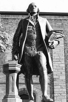Statue: George Washington--Detroit MI | Flickr - Photo Sharing!