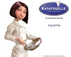 colette ratatouille movie - Bing images